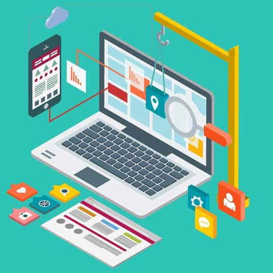 Création de sites internet et boutiques e-commerce