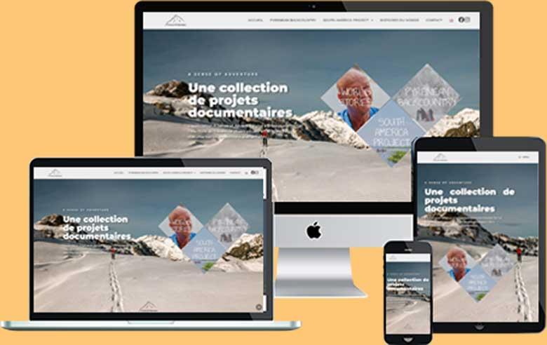 Création de sites catalogue