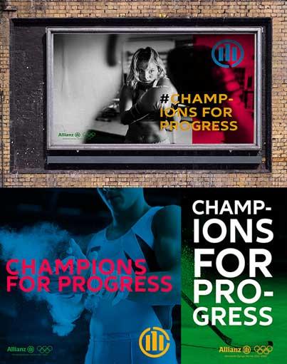 Concept publicitaire - visuels graphiques Print & Web